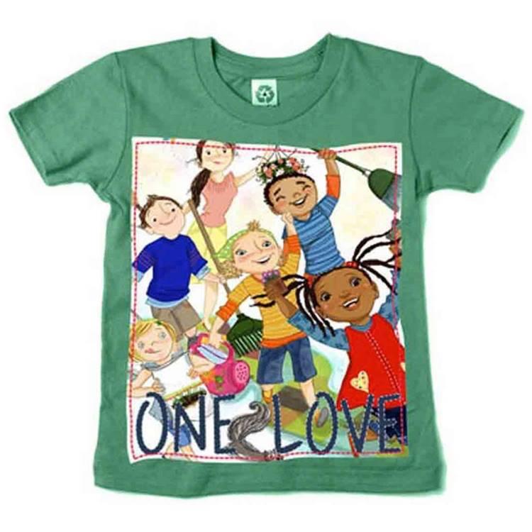 Bob Marley Ping Pong Youth T-Shirt