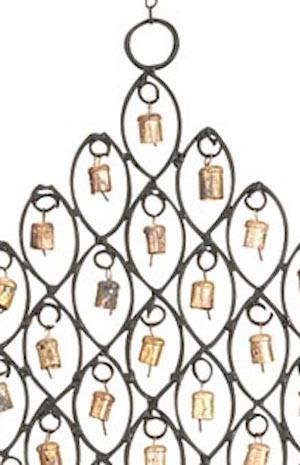 Iron Chime with Bells
