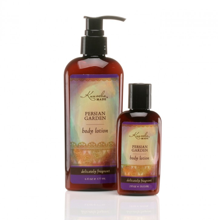 Persian Garden Vegan Body Lotion