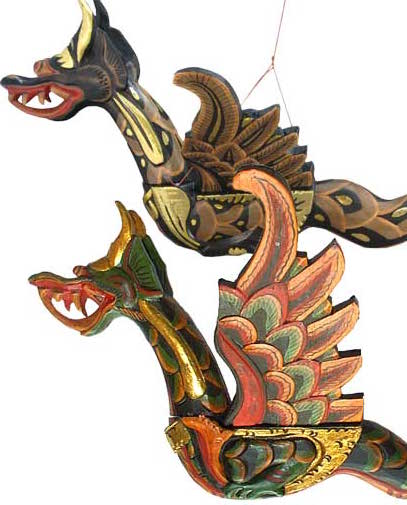 Flying Dragon, 16 inches