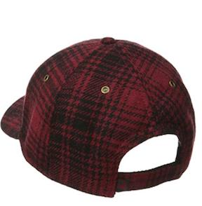 Men's Heritage Plaid Baseball Cap