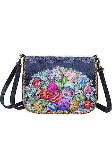 Rose Cross Body Bag