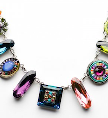 Classic Multicolor Necklace