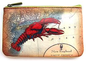 Coin Purse Lobster