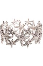 Starfish Cluster Bracelet