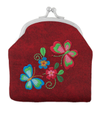 Embroidery Coin Purse