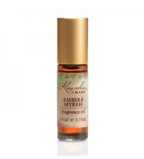 Amber & Myrrh Fragrance Oil