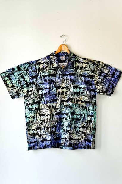 Day on the Sea  Hawaiian Shirt