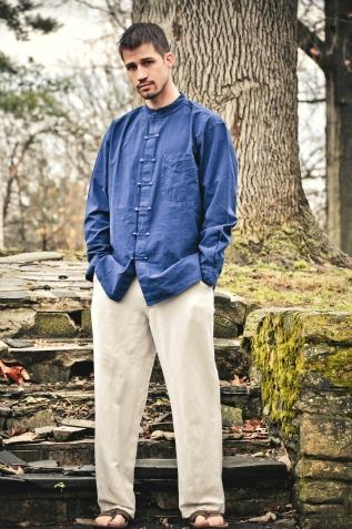 Caballero Blue Shirt