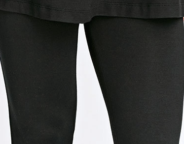 Crunched Legging FLAX In-Motion