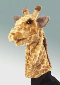 Giraffe Stage Puppet
