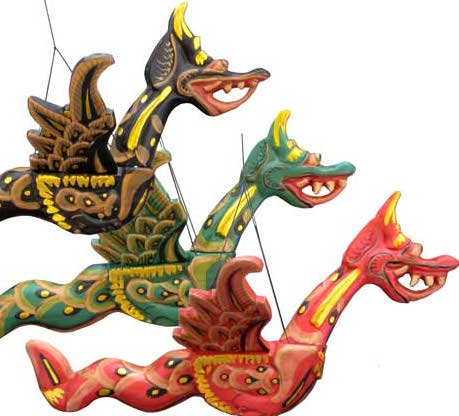 Flying Dragon, 11 inches