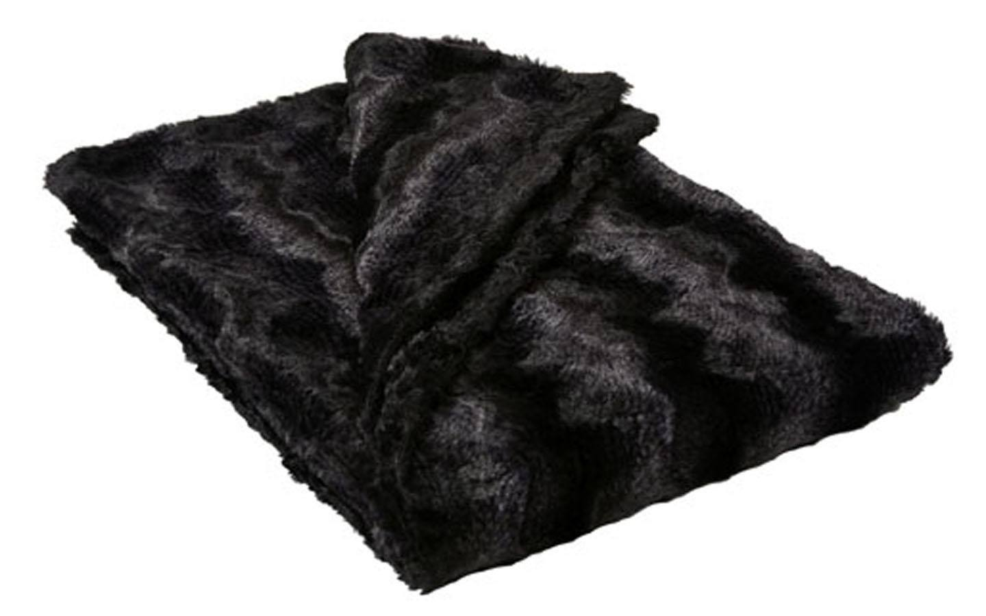 Throw - Luxury Faux Fur In Python