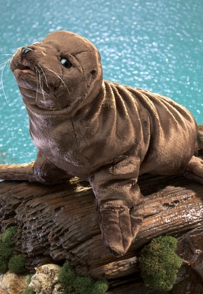 Sea Lion Puppet