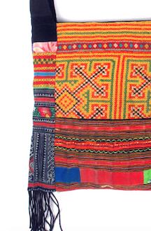 Tribal Fringe Bag