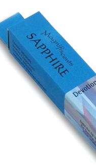Sapphire Devotion Incense