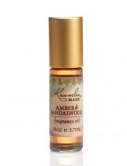 Amber & Sandalwood Fragrance oil