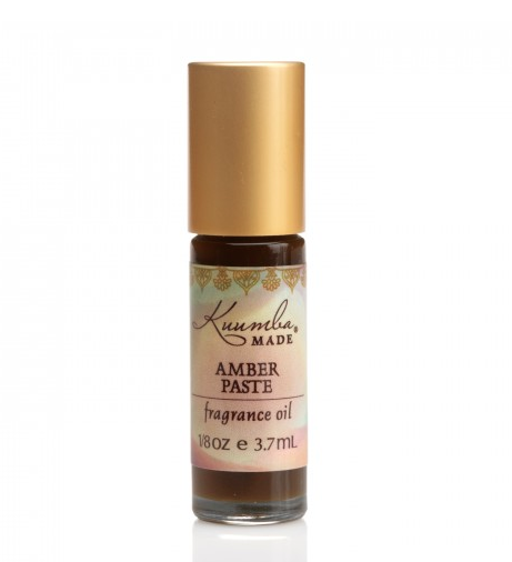 Amber Paste Fragrance oil