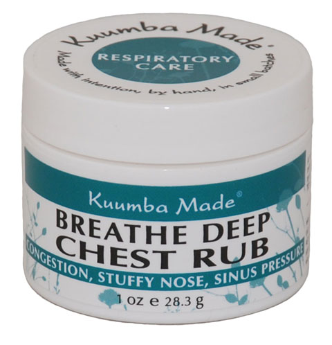 Breathe Deep Chest Rub