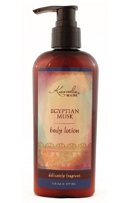 Lotion Egyptian Musk