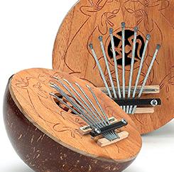 Wooden Finger Instrument