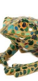 Mosaic Look Frog