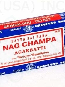 Genuine Nag Champa Incense 40 g.