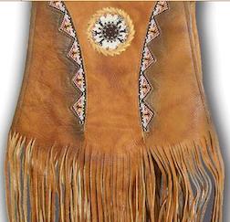 Shoulder Bag with sand beads