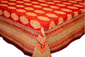 "Table Cloth Kensignton 72"" round"