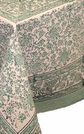 """Table Cloth  Daisy Chain 60""""x60''"""