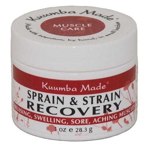 Sprain & Strain Recovery