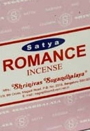 Nag Champa Romance Incense 40 g.