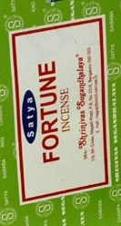 Nag Champa Fortune Incense 40 g.