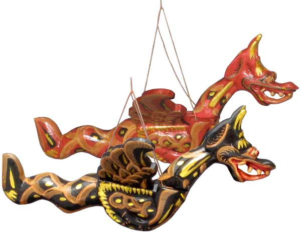 Flying Dragon, 9 inches