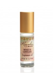 White Ginger Fragrance Oil